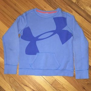 Ladies small Under Armour sweatshirt with logo